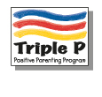 Logo of the Triple P – Positive Parenting Program®